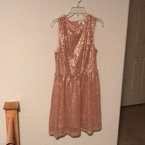 Forever 21 Sequen Dress